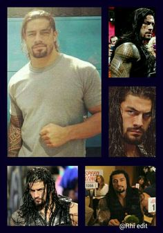 The Many Faces Of Roman Reigns #Believe That