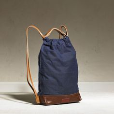 Drawstring Backpack - TM1985