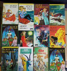 Série Alice Caroline Quine
