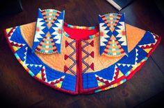 front of beaded cape with beaded hairties by Norma Flying Horse Powwow Beadwork, Powwow Regalia, Indian Beadwork, Native Beadwork, Native American Beadwork, Native American Fashion, Fancy Shawl Regalia, Arte Haida, Beaded Cape