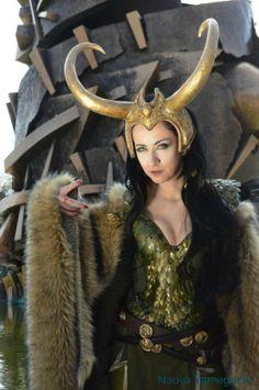 Otaku House Cosplay Idol » Atracosplay: Lady Loki from Thor-Victory