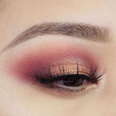 "32.1k Likes, 77 Comments - Smashbox Cosmetics (@smashboxcosmetics) on Instagram: ""When warm pinkish shades meet hot shimmers from our Ablaze #CoverShotPalette, you get a look like…"""
