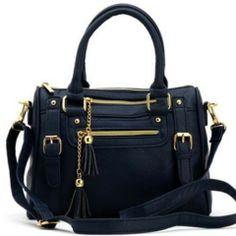 32f6069268 Bucket Tassel Simple Messenger Bag- Clearance