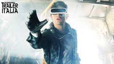 """Trailer Ufficiale in Versione Originale """"Ready Player One"""" un film di Fantascienza diretto da Steven Spielberg con Tye Sheridan, Mark Rylance e Olivia Cooke. La storia è incentrata su Wade, un ragazzo che cerca di sfuggire il mondo tetro e pericoloso che è diventato la Terra rifugiandosi come moltissimi altri in OASIS, un mondo virtuale …"""