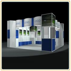 Customized Combined Modular Display Stand