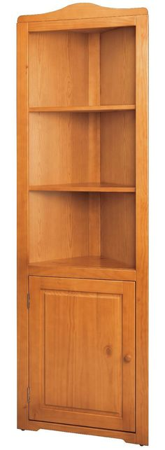 Home Emily Corner Pine Wood Cabinet $65.00 (kmart.com)