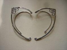 Esegue il wrapping di paio di orecchie elfo di catchalljewelry