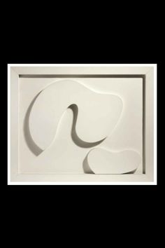 "Jean Arp - ""Configuration"", Meudon 1932 - Painted wood relief in the artist's painted frame - 70 x 85 cm (*) Jean Arp, Painting Frames, Painting On Wood, Sophie Taeuber, Op Art, Constellations, Contemporary Art, Arts And Crafts, Sculpture"
