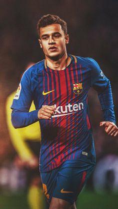 Fc Barcelona, Neymar Vs, Coutinho Wallpaper, Football Players, Football Cards, Psg, International Soccer, Black Jeans, Barcelona