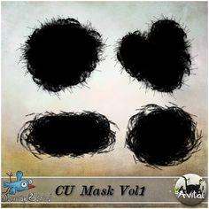 CU Mask Vol1 by Avital