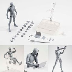 S.H.Figuarts Body-kun DX Set Gray Color Ver. Action Figure (Re-release) [IN STOCK]  Re-stock, now available from: http://www.figurecentral.com.au/products/s-h-figuarts-body-kun-dx-set-gray-color-ver-action-figure-re-release-in-stock?variant=20266884225  #shfiguarts #bodykun #bandai #tamashii #figurecentral