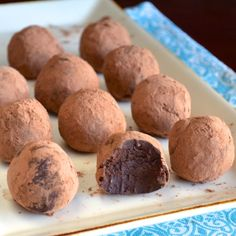 What if I told you I could make fabulously delicious chocolate truffles out of an avocado. I sound like a magician, right? Well I'm not, but you guys, this recipe is magic. Honestly, it blew …