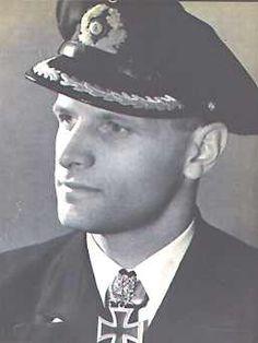 Kapitän zur See Wolfgang Lüth - German U-boat Commanders of WWII - The Men of the Kriegsmarine - uboat.net