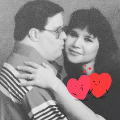 My twin brother was born with Downs.He is always in my heart. Even though apart.xoxo