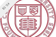 Cornell University for undergrad