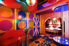 Victoria Court - Party Rooms/Suites - Austin Powers