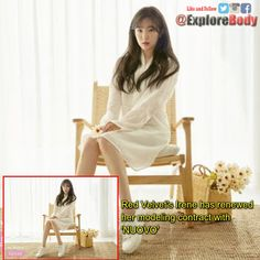 Red Velvet's Irene has renewed her modeling contract with 'NUOVO' FOLLOW US @ExploreBody #Celebrity #ExploreBody #Korea #Hallyu #Kpop #Kdrama #Drama #FlyEaglesFly #ThisIsUs #JustinTimberlake #CloverfieldParadox https://t.co/gUhWWw3Z7E