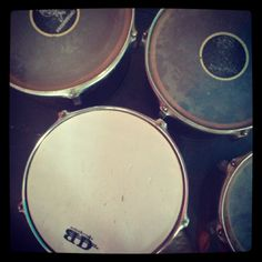 Drums At Rest