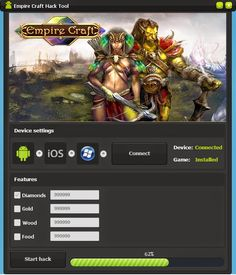 empire-craft-hack-tool Connect Games, Typing Games, Hack Tool, Empire, Hacks, Crafts, Manualidades, Handmade Crafts, Craft