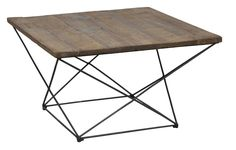 Benton Coffee Table Natural - Tables - Furniture - Products | Classic Home