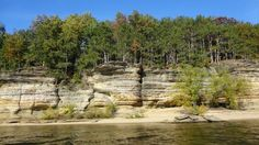 10 Places In Wisconsin You Must See Before You Die (pictured: The Dells)