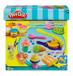 Play Doh Eiscreme Set online kaufen im Galeria Kaufhof Onlineshop  €13,99