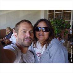 Paul Walker with a fan