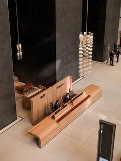 International Towers Sydney Tower 2 Lobby |
