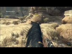 Black Ops II - Old wounds part 1 gameplay (walkthrough) Black Ops, Afghanistan, Gaming, World, Videogames, Game, The World