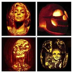 Get inspired with our super gallery of all-time favorite pumpkin carvings. | thisoldhouse.com