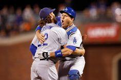 Dodgers' NL West Title Cannot Overshadow Big Postseason Concerns #Dodgers, #Giants, #Sport