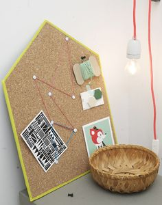 just a wonderful DIYproject by Weekday Carnival...its on my to-do-list...;)...