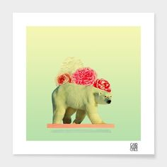 """""""messenger in disguise"""" - Numbered Art Print by laura redburn on Curioos"""