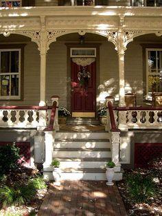 wehearthomedesign:Victorian,house