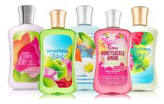New Bath and Body Works