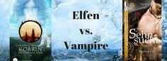 Heute geht es weiter im epischen Battle Elfen vs Vampire! Mit einer Szene aus Fergulas Sicht beim Herrenausstatter. Ich hab auch noch diverseste Links zu den beiden Autorinnen: Caroline G. Brinkman…