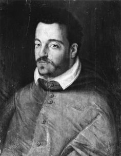 Cardinal Ferdinand de' Medici (1549-1609). In 1587, he became Ferdinand I, Grand Duke of Tuscany.   ca, 18th century (?)