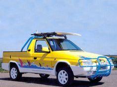 Škoda Pick-up Fun Prototype (Type 787) '1992
