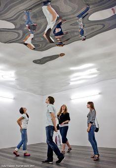 Olafur Eliasson, Your felt future, 2011