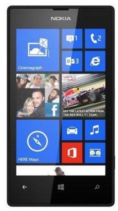 Nokia Lumia 520 GSM Unlock 3G Phone 4-Inch Touch Screen 5MP 720P Camera Windows Phone (Black)