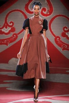 Ulyana Sergeenko Couture, fall-winter 2012-2013