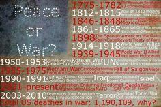 peace or war?