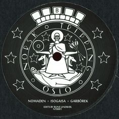 Cover art RUNELINDBAEK  #coverart #RUNELINDBAEK #norsktripping  artwork #logo #design #ep #vinyl #cover  #creative #disco #alexeyazarov #azart #moscow