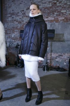 New York Fashion Week Fall 2014: Helmut Lang