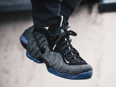 size 40 dc6c3 3ee9e The Nike Air Foamposite Pro Tech Fleece is an updated version of the classic  basketball sneaker that features more lifestyle appeal.