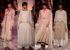 Tarun Tahiliani Collection at Lakme Fashion Week Summer/Resort 2014 Lakme Fashion Week, India Fashion, Ethnic Fashion, Fashion Show, Indian Fashion Designers, Indian Designer Outfits, Indie Mode, Tarun Tahiliani, Indian Dresses