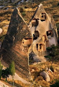 Nevsehir, Central Anatolia, Turkey you have to go there before you die…at least one time…