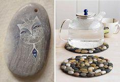 Creatividad con piedras: 50 ideas y tutoriales para inspirarnos o aprender