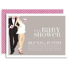 The Baby Shower Fiestas: Invitaciones para Baby Shower