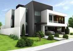 Projetos   CostaFizinus Arquitetos #fachadasmodernassobrado